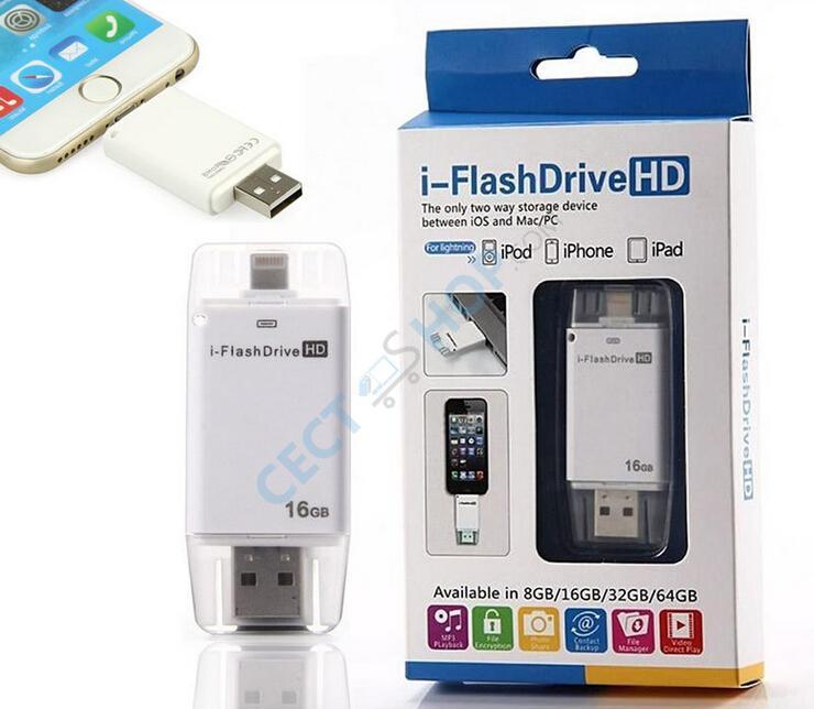 i flashdrive usb flash drive f r iphone 6 5s 5 ipad. Black Bedroom Furniture Sets. Home Design Ideas
