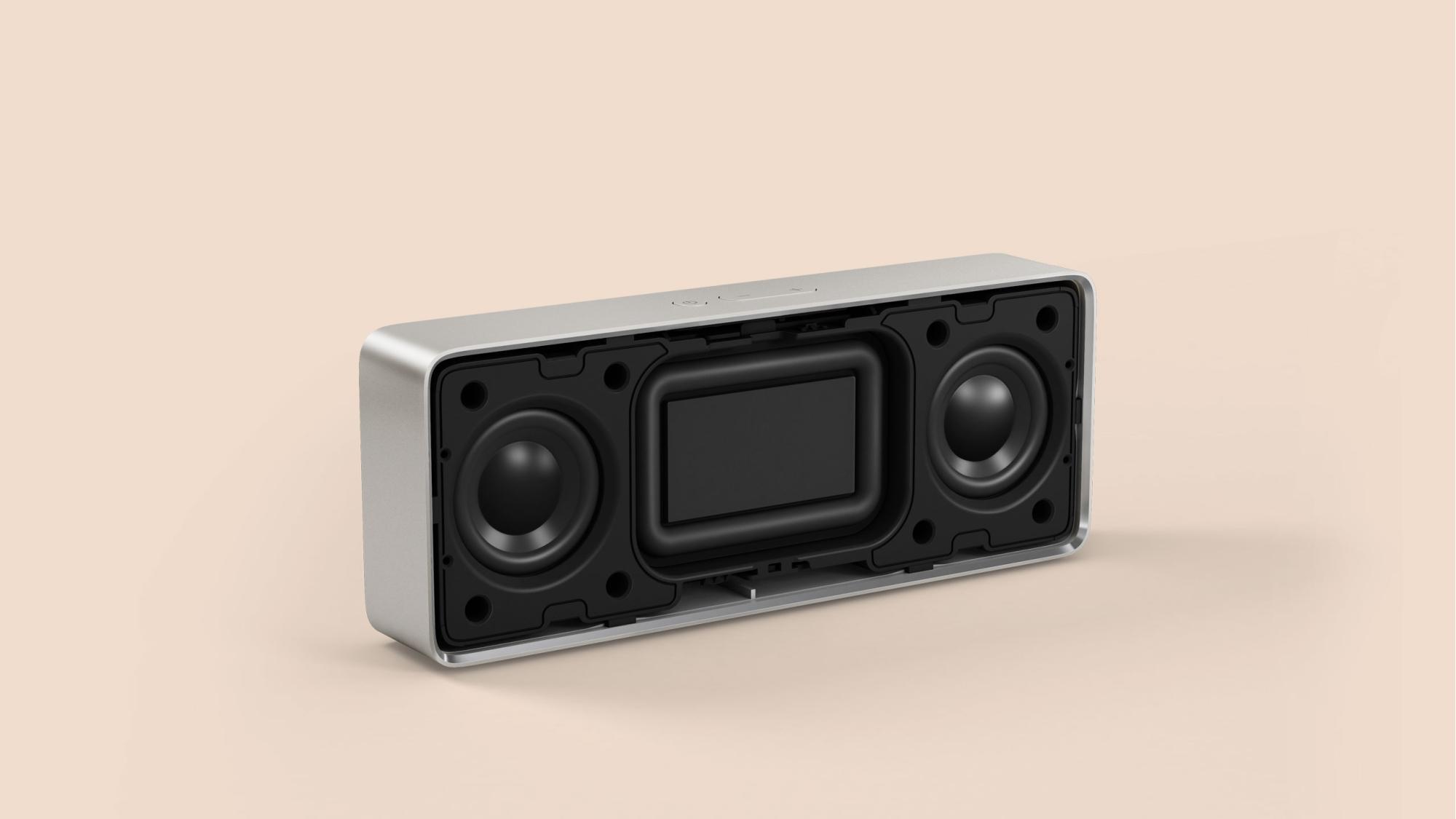 xiaomi square box bluetooth lautsprecher 2. Black Bedroom Furniture Sets. Home Design Ideas