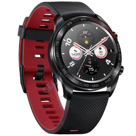 Huawei Honor Watch Magic (Lava Schwarz)