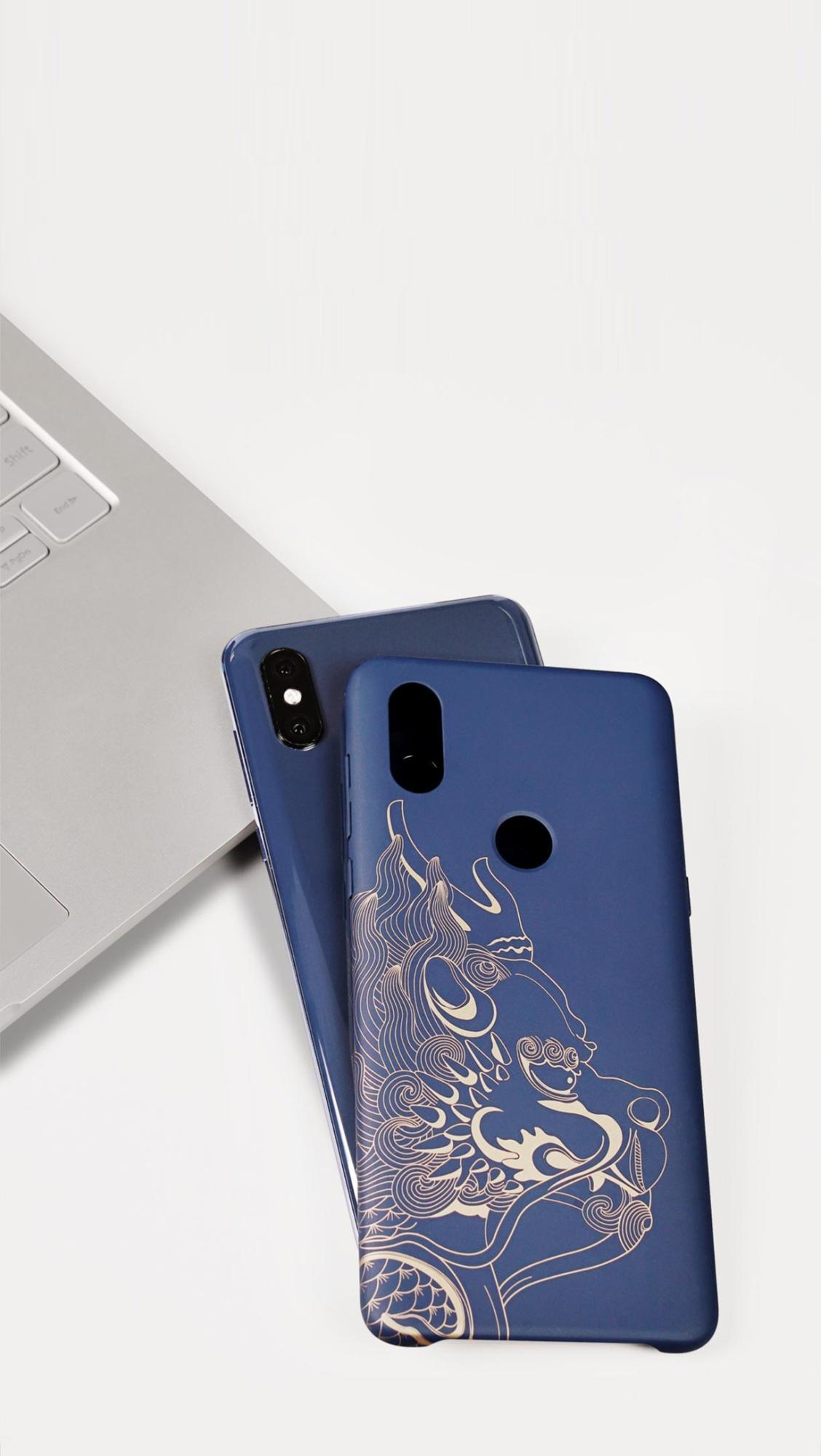Xiaomi Mi Mix 3 Forbidden City Hard Case